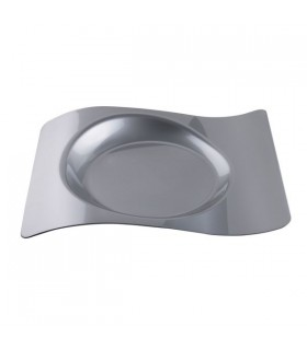 Grande Assiette rectangle design (x12)