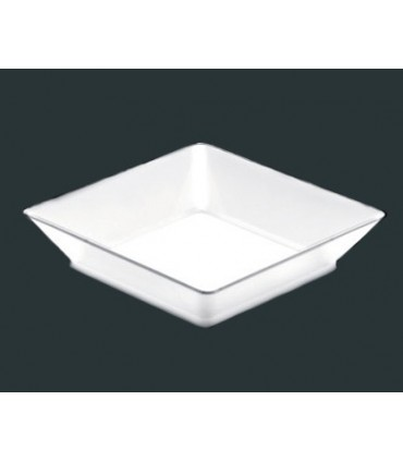Verrines Small Plate 6,5cm Blanches (x25)